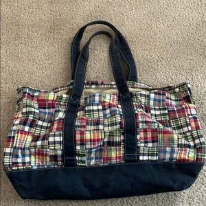 J. Crew Bags - Multi Colored J.Crew Tote